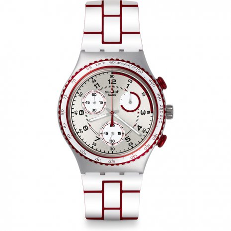 Swatch Speed Counter watch