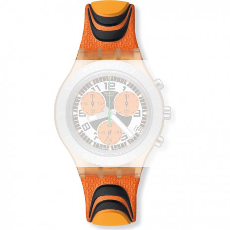 Swatch SVCO4000 Speed Peak Strap