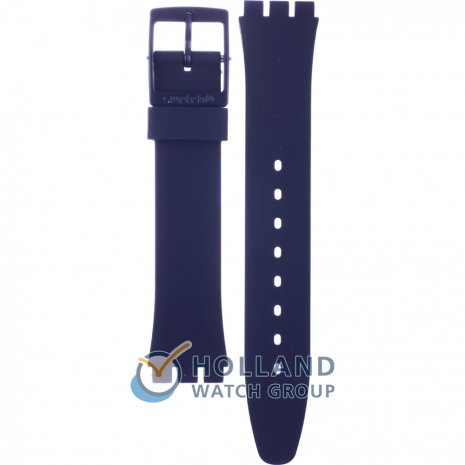 Swatch GN245 Squelette Blue Strap