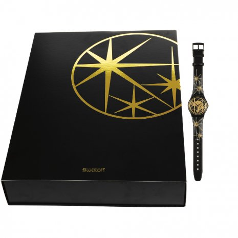 Swatch Star Edition watch