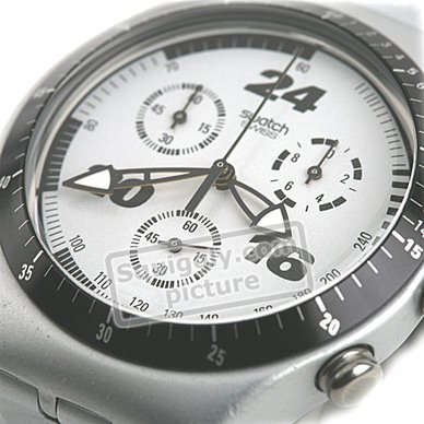 Swiss Made Aluminum Chronograph Fall Winter Collection Swatch