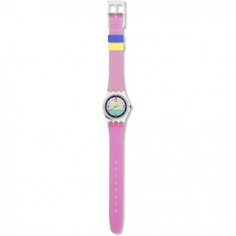 Swatch Strawberry Fields watch