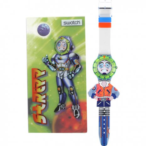 Swatch Stripp watch