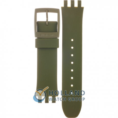 Swatch SUIG401 Green Hero Strap