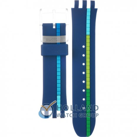 Swatch SUIZ401 To The Top Strap