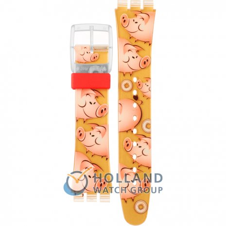 Swatch SUJK119 Be Lucky Strap