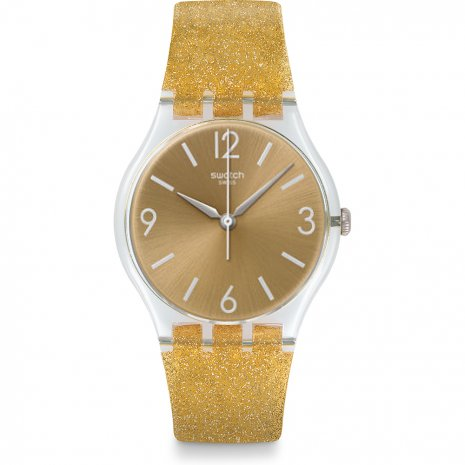 Swatch Sunblush watch