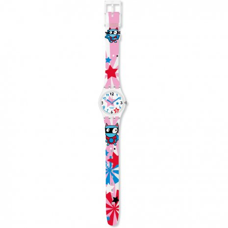 Swatch Supa Buba watch