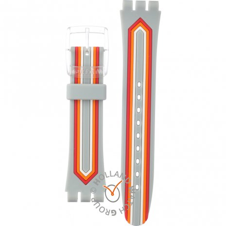 Swatch SUPK100 Moving Flower Strap