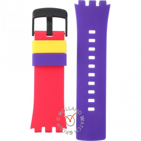 Swatch SURS101 Yellow Tang Strap