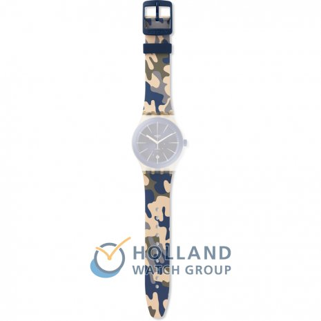 Swatch Strap 2015