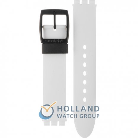 Swatch SUYB108 Panic Button Strap