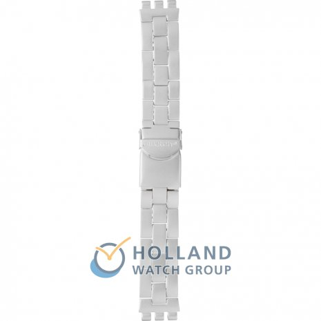 Swatch SVCG4000AG Full-Blooded Smokey Sand Strap