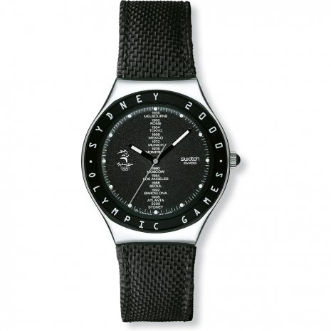 Swatch Swagmen Black watch