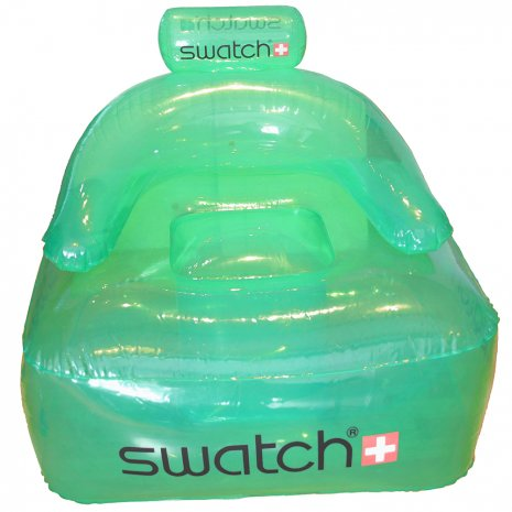 Swatch Swatch Inflatable Beach Chair watch