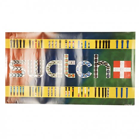 Swatch Swatch Poster watch