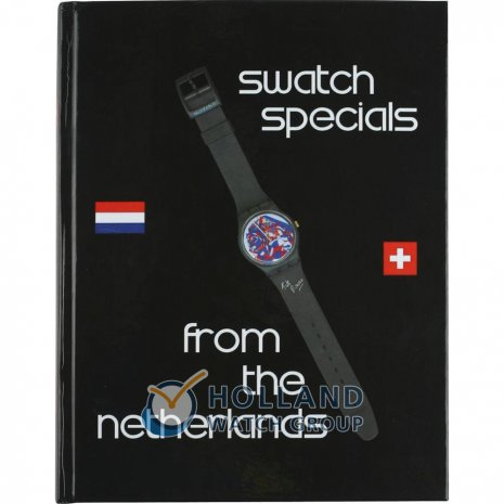 Swatch Swatch Specials From The Netherlands Book