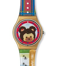 GJ121 Sweet Teddy 34mm