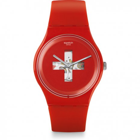 Swatch Swiss Around The Clock watch