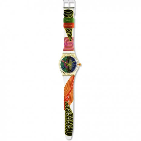 Swatch Tambour watch