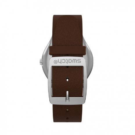Blue Irony Big Watch Spring Summer Collection Swatch
