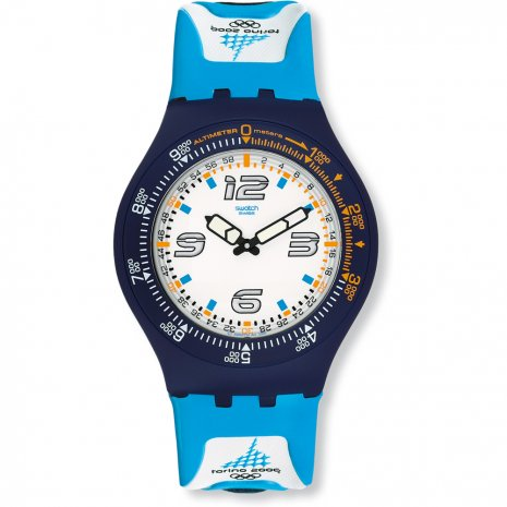 Swatch Technical Race watch