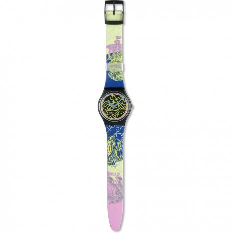 Swatch The Globe watch