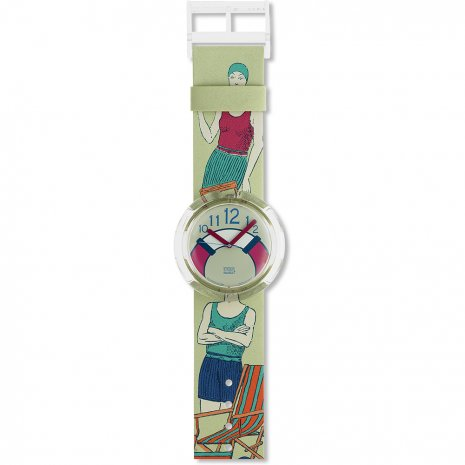 Swatch The Life Saver watch