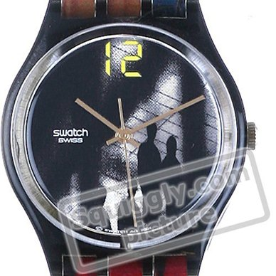 Swatch Gb210 Watch The Man With The Golden Gun