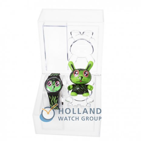 Swatch The So Far Away (Kidrobot Special) watch
