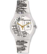 SUOZ197 The Swatch Art Peace Hotel 41mm