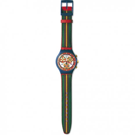 Swatch The Top Brass watch