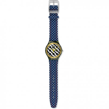 Swatch Tiger Babs watch