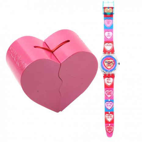 Swatch Time For Love watch