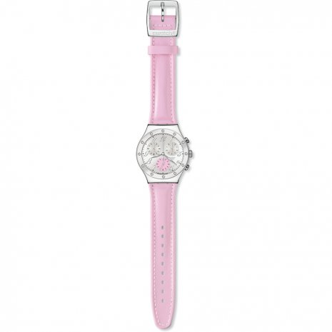 Swatch Time In Rose watch