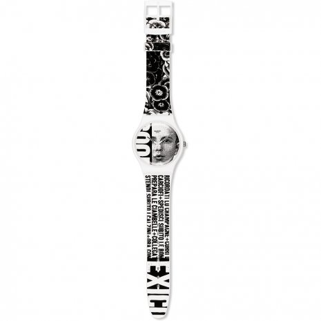 Swatch Time Trial watch
