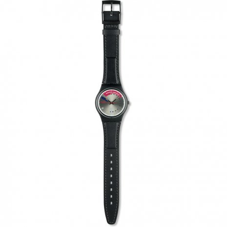 Swatch Tip Tap watch