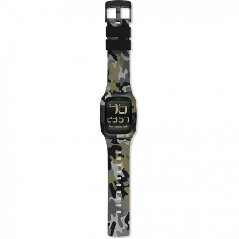 Swatch Touch Camouflage watch