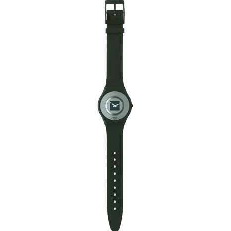 Swatch Touch of Brown watch