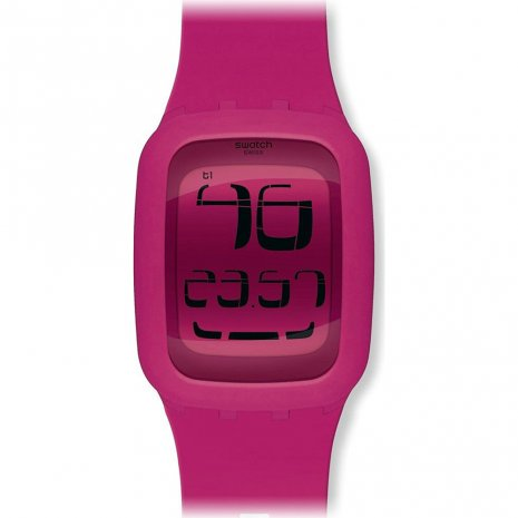 Swatch Touch Pink watch