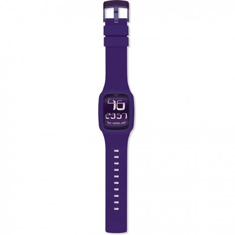Swatch Touch Purple watch