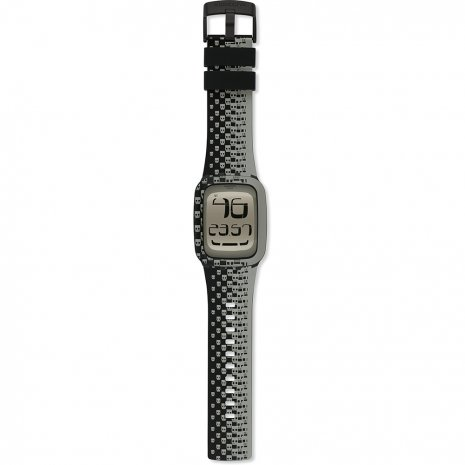 Swatch Touch Skull watch