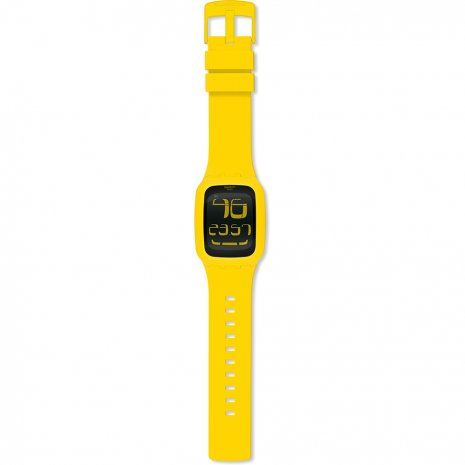 Swatch Touch Yellow watch