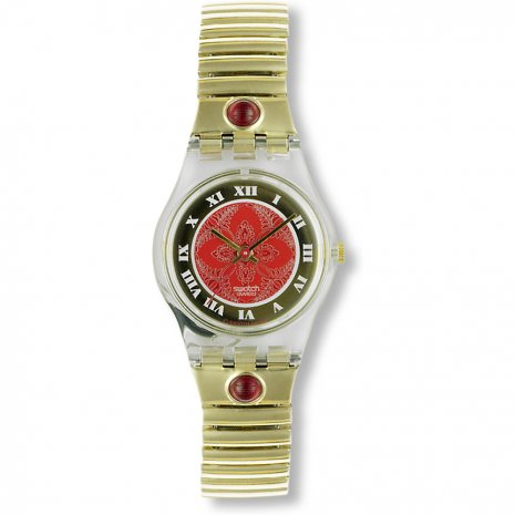 Swatch Tourmaline watch