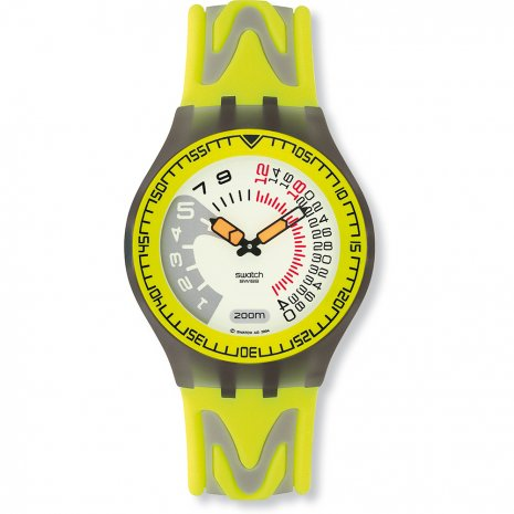 Swatch Toxic Tide watch