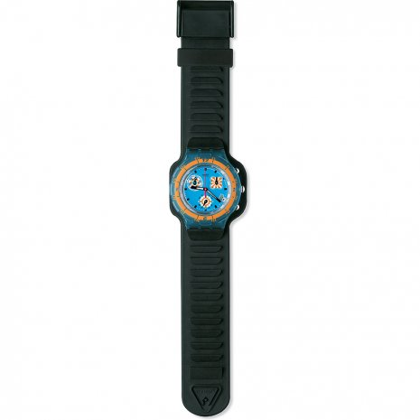 Swatch Tracking watch