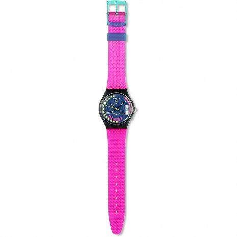 Swatch Traffic Jam watch