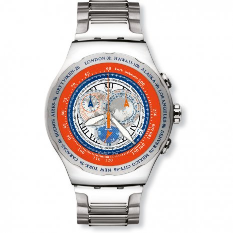 Swatch Travel Man watch