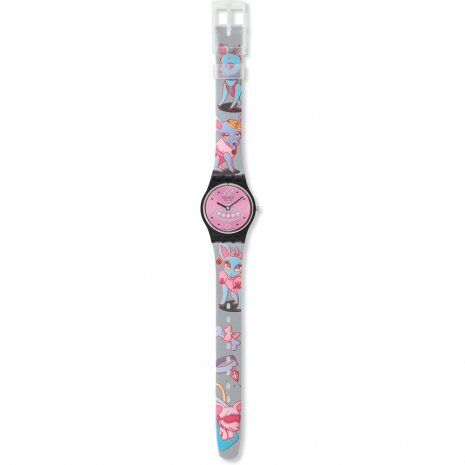 Swatch Twinkabell watch