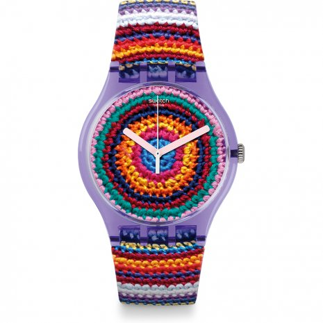 Swatch Uncinetto watch